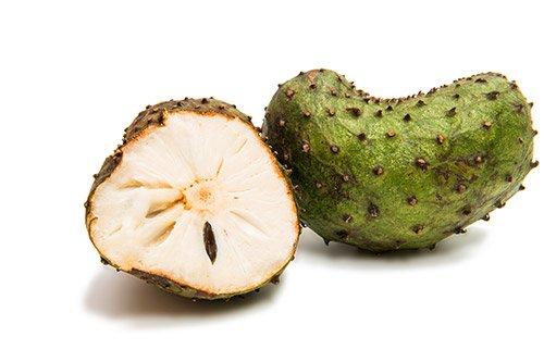Graviola é uma das frutas brasileiras