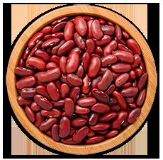 feijão vermelho